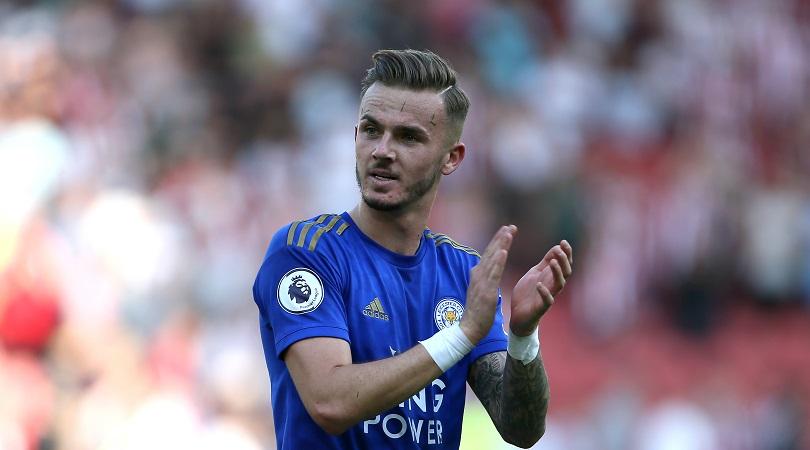 Leicester can halt United's winning streak