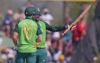 Klaasen leads SA into T20 battle
