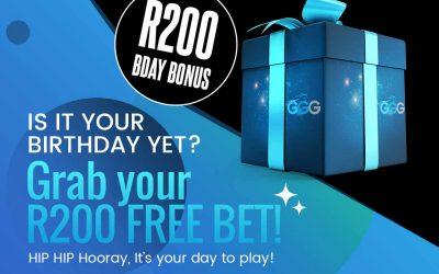 Birthday Free Bet