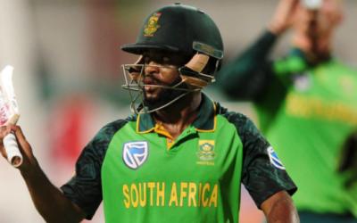 Bavuma leads SA into battle against Pakistan
