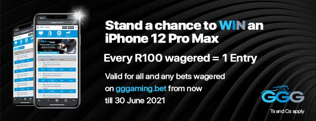 WIN AN IPHONE 12 PRO MAX